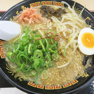 濃厚焦がし味噌とんこつラーメン(博多三氣 イオンスタイル笹丘店)