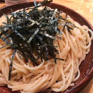 たらこといかのスパゲティ(HASHIYA)