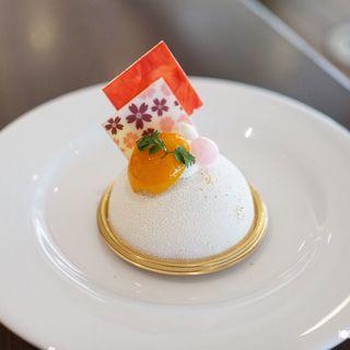 金柑 ドゥーブルフロマージュ(トスティーナ (tostina))