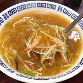 スープ(東北家 (トウホクヤ))