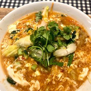 タイスキ春雨湯麺(タイ国麺飯ティーヌン ヨドバシAkiba店 )