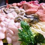 あんきも&牡蠣&白子鍋(豊田屋 )