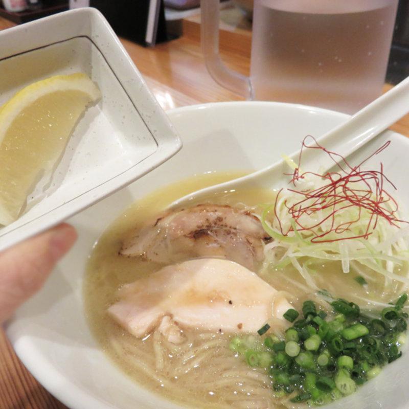 双鶏白湯ラーメン