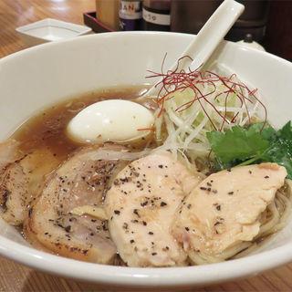 双鶏醤油ラーメンスペシャル(Wチャーシュー・味玉入り)(双鶏)
