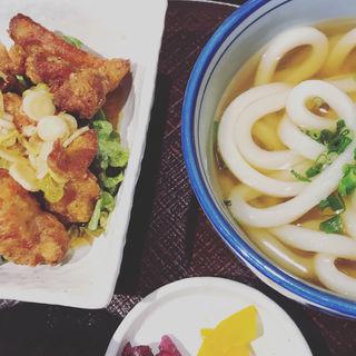 油淋鶏定食(凡凡屋 (ボンボンヤ))