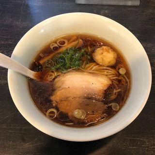 醤油(麺やBar 渦 (めんやばー うず))