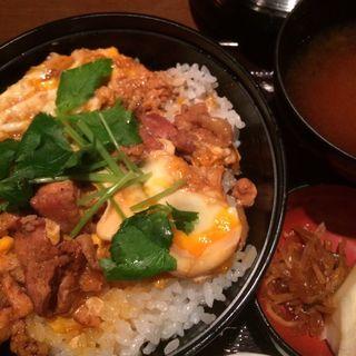 親子丼(とりかく 日比谷シティ店 (とりりょうりせんもんてん とりかく))