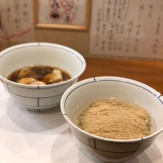 水蕎麦(別邸三く 中華㐂蕎麦 萃)