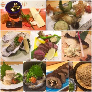 料理 各種(鱗 (ウロコ))