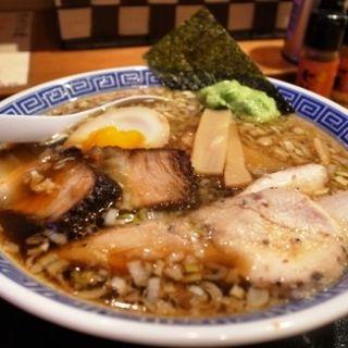 純情黒醤油(清麺屋)
