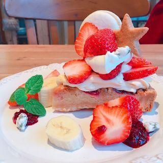 いちごタルト(CAFE KATEMAO (カフェ カテマオ))