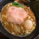 味玉中華そば(麺座 かたぶつ )