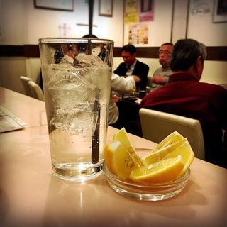 生レモンサワー(田治 )