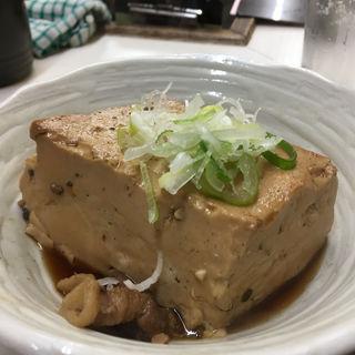 肉どうふ(一平)