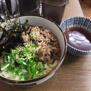 肉ひやつけ(和牛)(うどん食堂 ふじやま )