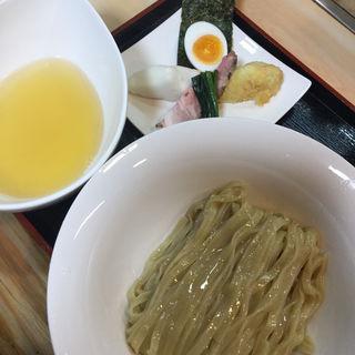 ヒイラギ煮干100%のつけ麺(ガチ麺道場 )