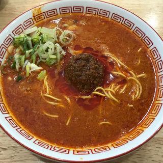 辛ラータンメン(博多拉坦麺まるたん 製麺所 箱崎店 )