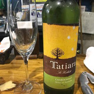 St Hallett Tatiara Chardonnay(キュラソー)