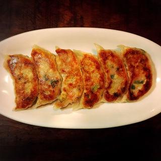 納豆餃子(6個)(久慈清商店 (くじせいしょうてん))