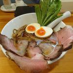 醤油ら〜めん  特製(極汁美麺 umami)