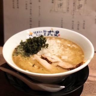 煮干しラーメン(麺屋 弍星)