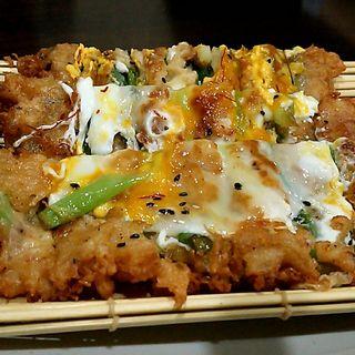 特製チヂミ(韓国四季料理 MARU (マル))
