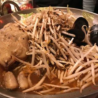 メキシカン鍋(ボラーチョス (BORRACHOS))