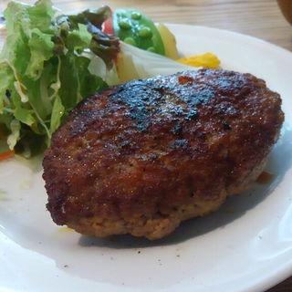 ハンバーグ(キッチンごりら )
