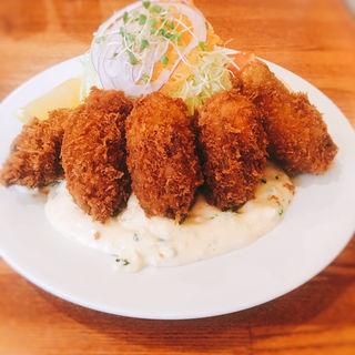 カキフライ(レストラン・サカキ (RESTAURANT SAKAKI))