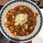 マーボーぶっかけ麺(大盛り)