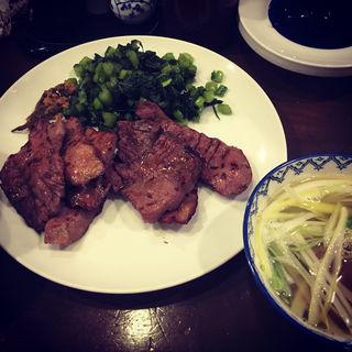 牛タン定食1.5(味太助 本店 (あじたすけ))