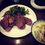 牛タン定食1.5