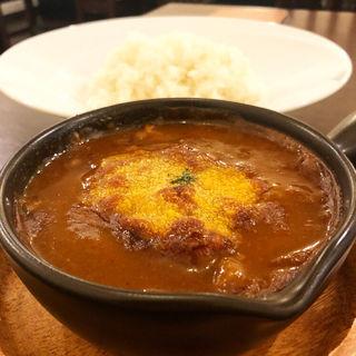 黒毛和牛の切落としカレー(咖喱西原)