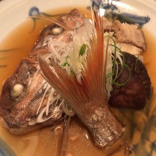 鯛の煮付け(いろり家 別邸)