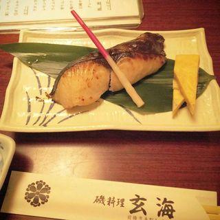 焼き物(磯料理 玄海)