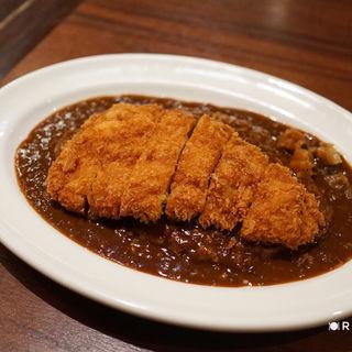 北海道阿寒ポークのカツカレー(ロイヤル千歳洋食軒 )