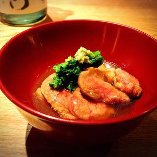 合鴨と里芋治部煮