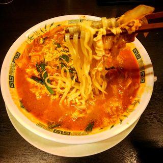 チゲラーメン(日高屋 所沢中富店 )