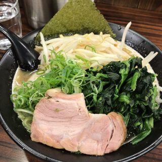 太麺 野菜3点盛り(誠屋 池尻店 )