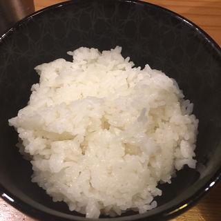 ライス小(自家製麺 啜乱会)