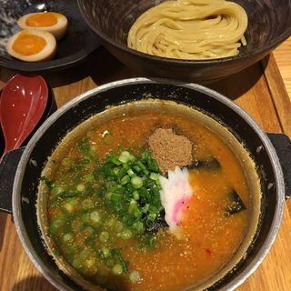 めんたい煮込みつけ麺(元祖めんたい煮込みつけ麺)