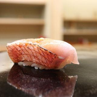 金目鯛の炙り(日本橋蛎殻町すぎた)