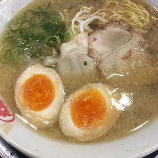 しょうゆラーメン(太陽軒米子角盤店)