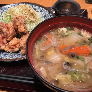 豚汁(味噌汁や ニッケコルトンプラザ店 (みそ汁や))