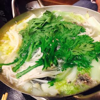 すっぽん鍋(かねまん 大井店 )