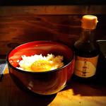 日本一こだわり卵の卵かけごはん