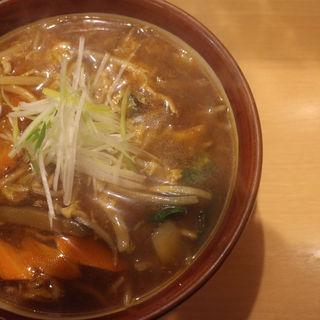 酸辣湯麺(いそちゃん)