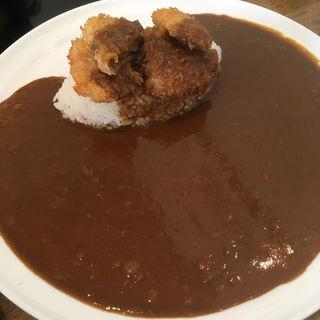 ヒレカツカレー(黒豚料理 めだか)