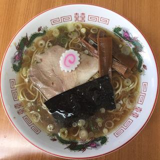 煮干ラーメン(陸王 )
