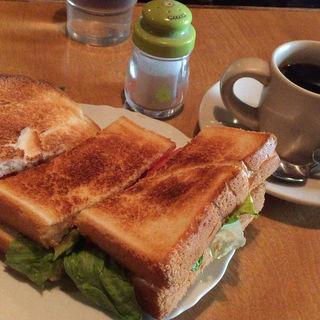野菜サンドウィッチ(フォーク喫茶 香林坊 )